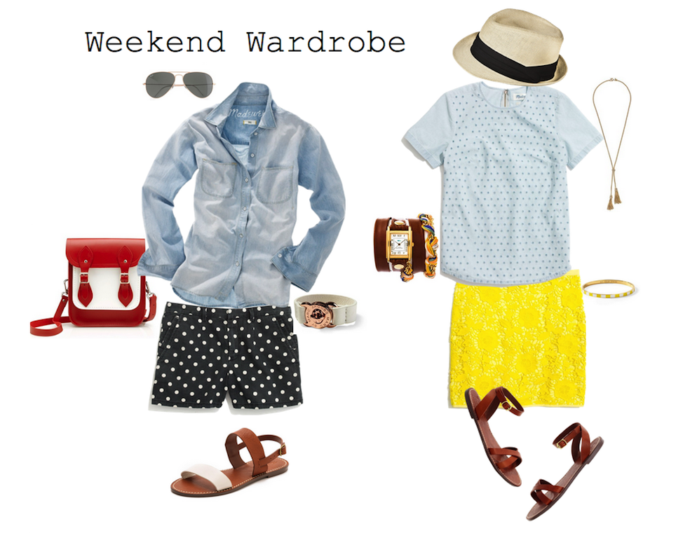 Weekend Wardrobe