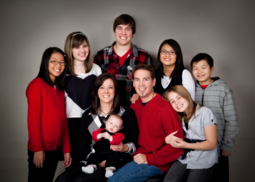 Family Portrait Color Schemes