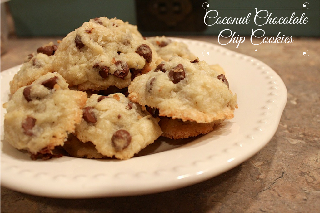 Coconut Chocolate ChipCookies