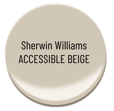 A Case For Sherwin Williams Accessible Beige 7036 A Lovely Living